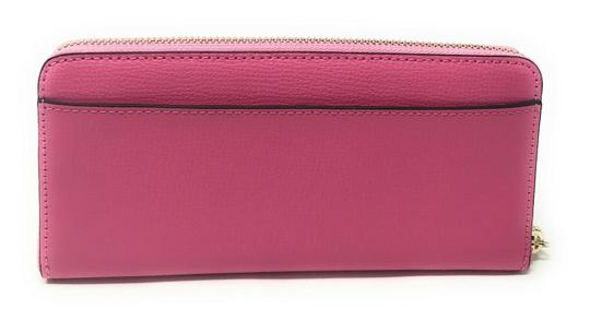 Kate Spade New York Kate Spade Sylvia Slim Continental Leather Wallet Clutch Credit Card Image 1