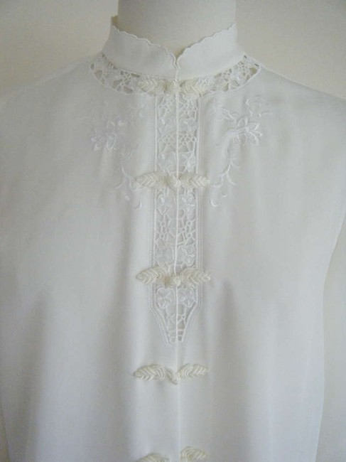 SHIP N SHORE Top IVORY