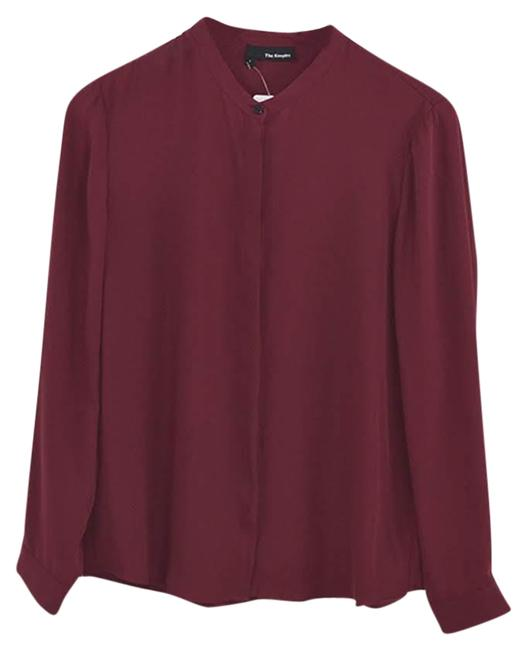 Preload https://img-static.tradesy.com/item/26250703/the-kooples-red-button-127-66-blouse-size-4-s-0-1-650-650.jpg