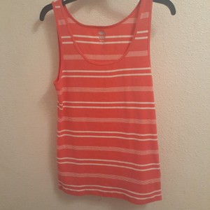 Old Navy Top Pink & White