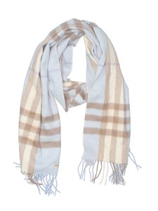 Burberry Burberry The Classic Check Cashmere Scarf