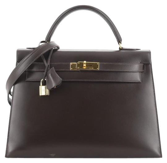 Preload https://img-static.tradesy.com/item/26251774/hermes-kelly-box-handbag-chocolate-calf-with-gold-hardware-32-brown-satchel-0-1-540-540.jpg