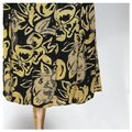 Who What Wear x Target Skirt Black/Yellow Image 3