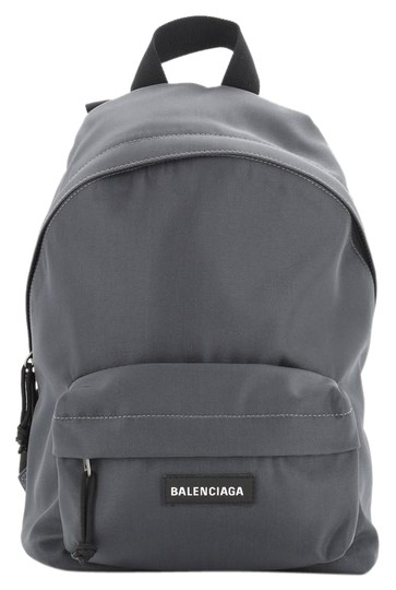 Preload https://img-static.tradesy.com/item/26251928/balenciaga-explorer-small-gray-nylon-backpack-0-1-540-540.jpg