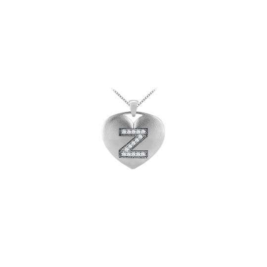 Preload https://img-static.tradesy.com/item/26251968/yellow-diamond-initial-z-heart-pendant-with-015-ct-diamonds-in-white-gold-necklace-0-0-540-540.jpg
