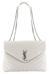 Saint Laurent Leather Shoulder Bag - item med img