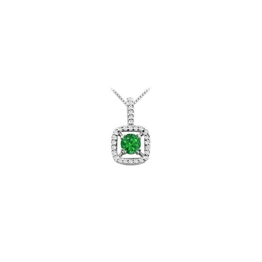 Preload https://img-static.tradesy.com/item/26252056/green-diamonds-initial-y-heart-pendant-in-white-gold-14k-with-009-carat-necklace-0-0-540-540.jpg