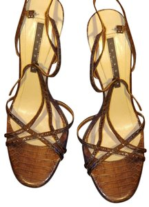 Laundry by Shelli Segal Brown Sandals