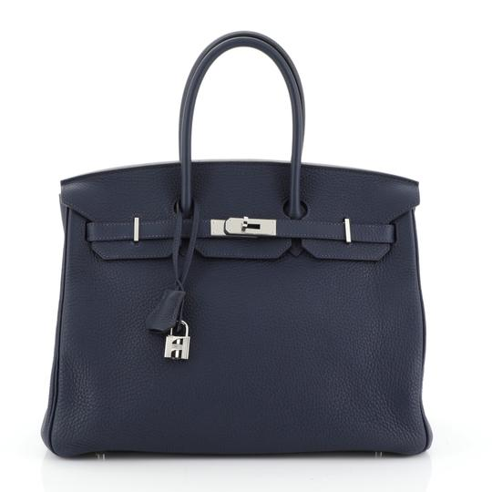 Preload https://img-static.tradesy.com/item/26252113/hermes-birkin-handbag-bleu-de-malte-clemence-with-palladium-hardware-35-blue-leather-satchel-0-0-540-540.jpg