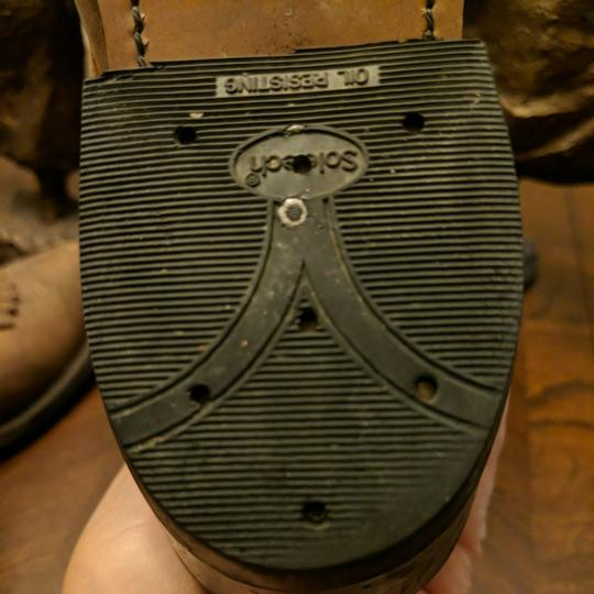 Justin Boots Brown Boots Image 4
