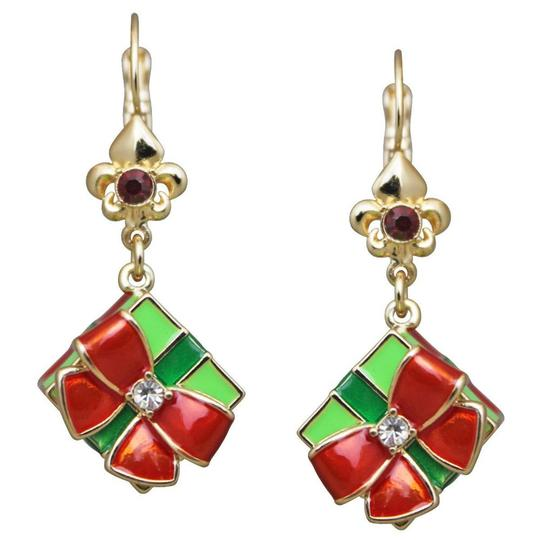 Preload https://img-static.tradesy.com/item/26252177/ritzy-couture-dangling-ornament-chandeliermerry-christmas-goldtone-leverback-earrings-0-0-540-540.jpg