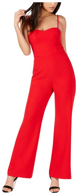 Preload https://img-static.tradesy.com/item/26252188/french-connection-red-scarlet-jumpsuit-pant-suit-size-6-s-0-1-650-650.jpg