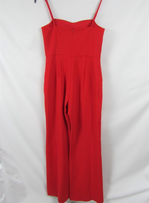 French Connection French Connection Scarlet Red Jumpsuit Image 1