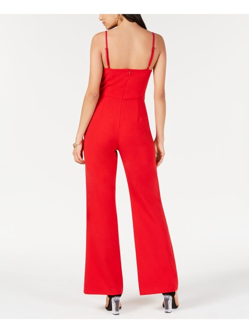 French Connection French Connection Scarlet Red Jumpsuit Image 11
