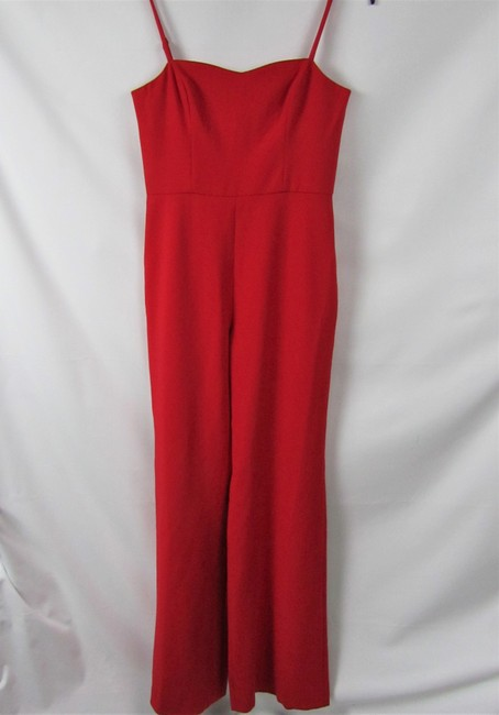 French Connection French Connection Scarlet Red Jumpsuit Image 2