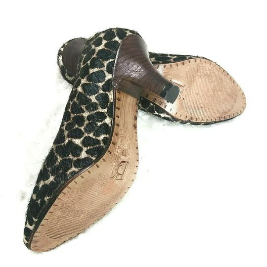 Bo Botte Calf Leather Leopard black and brown Pumps Image 2