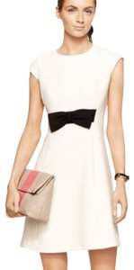 Kate Spade short dress black and off white on Tradesy