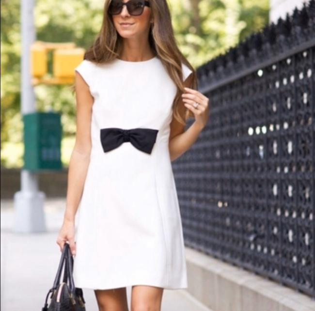 Kate Spade short dress black and off white on Tradesy Image 1