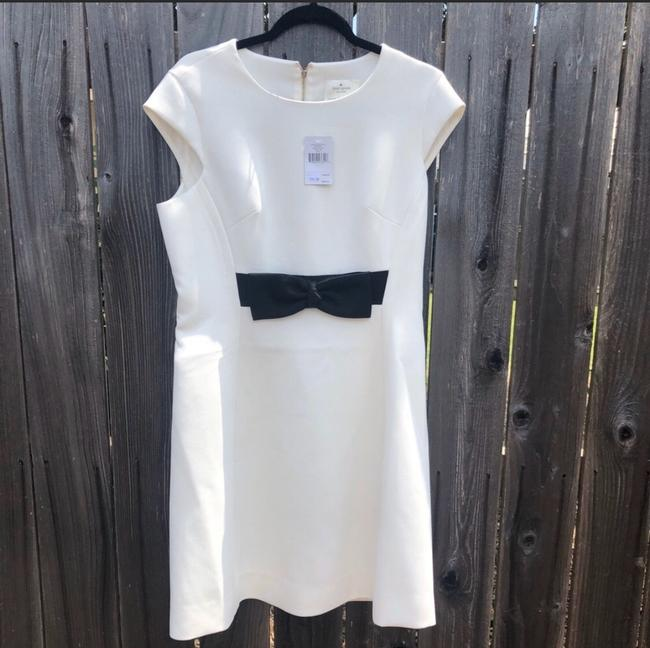 Kate Spade short dress black and off white on Tradesy Image 2
