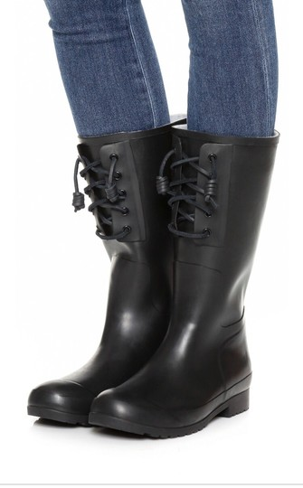 Sperry Grey Boots Image 1