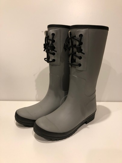 Sperry Grey Boots Image 2