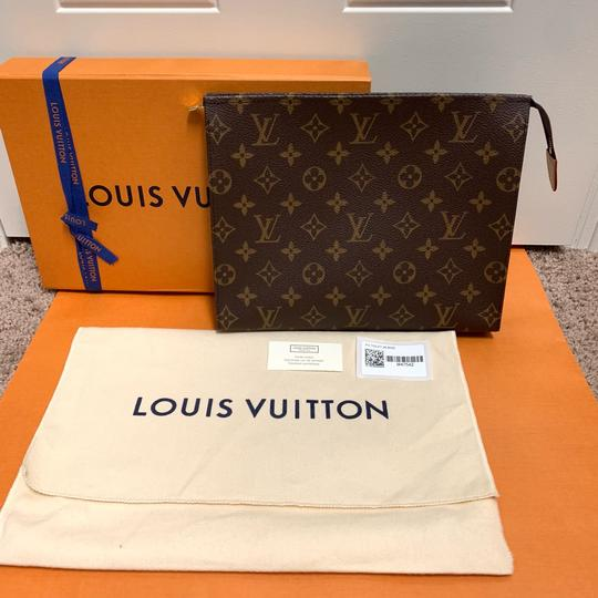 Louis Vuitton Limited Toiletry 26 New With Tags Monogram Clutch Image 1