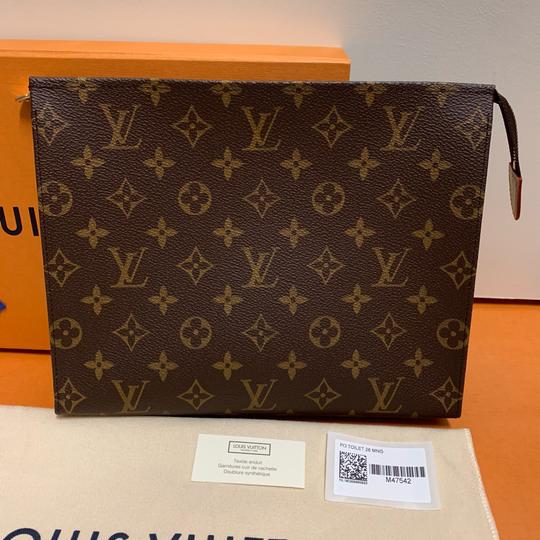 Louis Vuitton Limited Toiletry 26 New With Tags Monogram Clutch Image 2