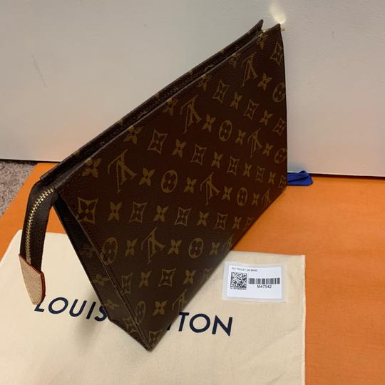 Louis Vuitton Limited Toiletry 26 New With Tags Monogram Clutch Image 5