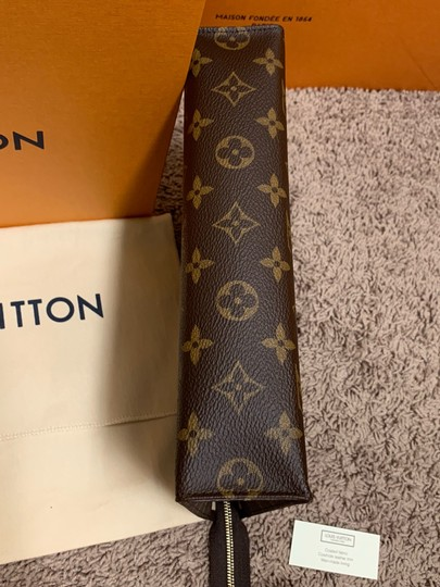 Louis Vuitton Limited Toiletry 26 New With Tags Monogram Clutch Image 8