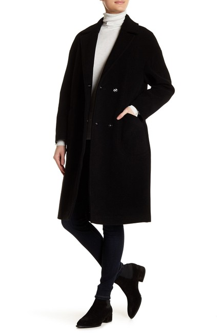 Preload https://img-static.tradesy.com/item/26252702/soia-and-kyo-black-luxe-wool-warm-coat-size-10-m-0-0-650-650.jpg