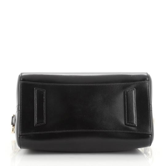 Givenchy Leather Satchel in Black Image 3