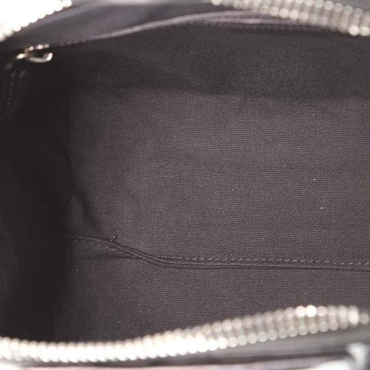 Givenchy Leather Satchel in Black Image 4