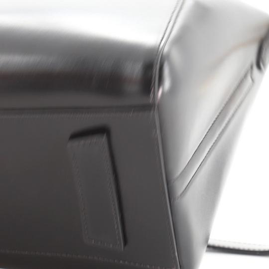 Givenchy Leather Satchel in Black Image 5