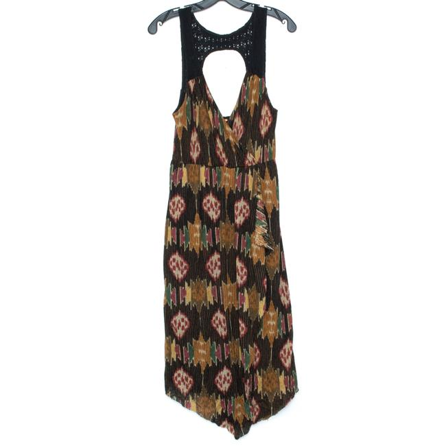 Free People Mid-length Short Casual Dress Size 2 (XS) Free People Mid-length Short Casual Dress Size 2 (XS) Image 1