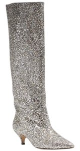 Kate Spade Silver Boots