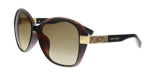 Jimmy Choo Jimmy Choo Sunglasses Jimmy Choo ALANA/S 0EYF Square Sunglasses