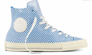 Converse Blue & White Athletic