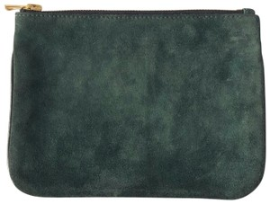 Balmain x H&M Green Clutch