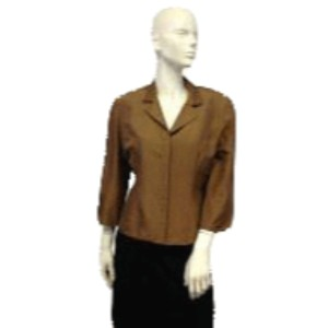 Jade Couture Brown Blazer