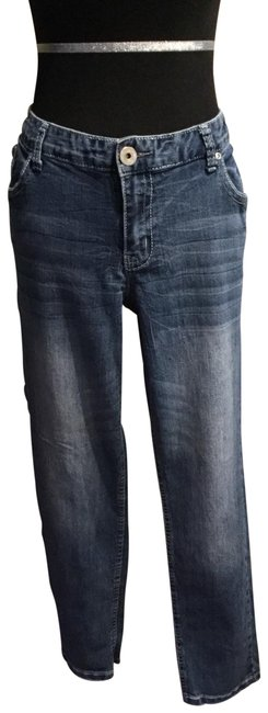 Item - Denim Medium Wash Straight Leg Jeans Size 20 (Plus 1x)