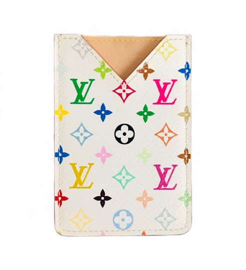 Louis Vuitton Multicolor Monogram Card Holder Wallet Image 0
