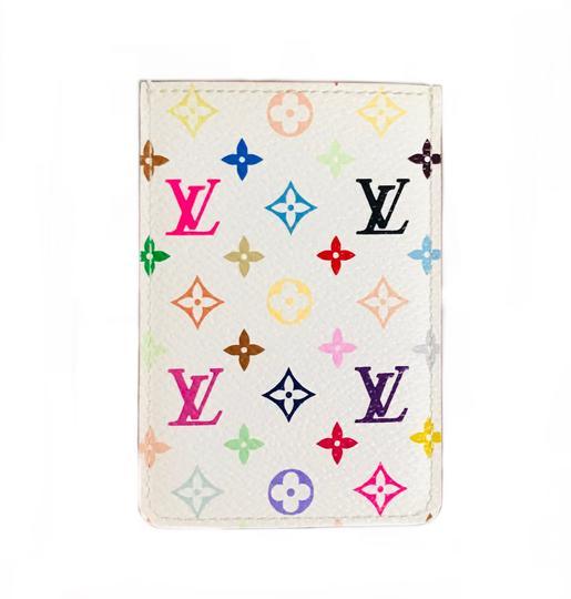 Louis Vuitton Multicolor Monogram Card Holder Wallet Image 1