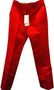 Calvin Klein 205W39NYC Trouser Pants Red