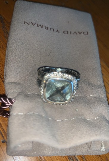 David Yurman Albion Ring with Semiprecious stone and Diamonds Image 1