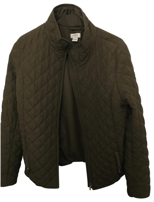 Item - Moss Brown Jacket In Coat Size 8 (M)