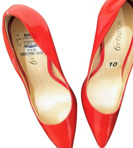 Boutique 9 Red Pumps
