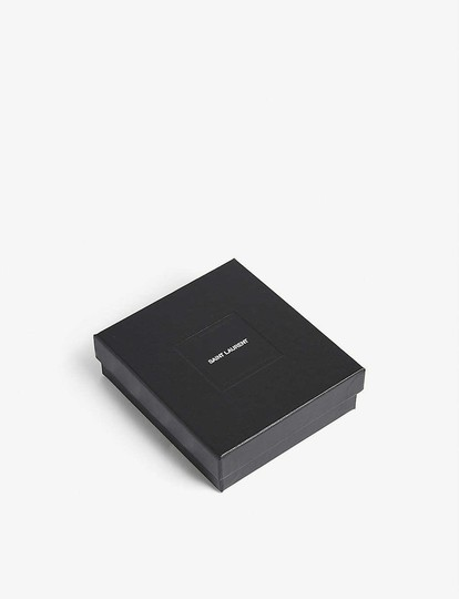 Saint Laurent quilted leather card holder Image 4