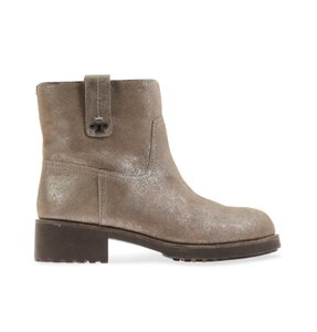 Tory Burch Pewter espresso Boots