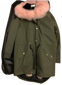 Moose Knuckles Trench Coat