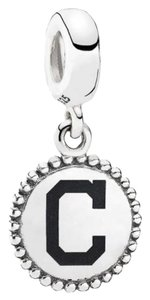 Pandora Cleveland Indians Dangle Charm Sterling Silver 925 MLB